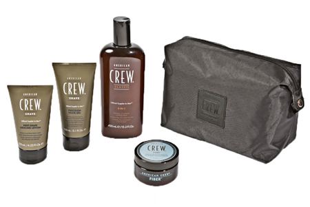 American Crew Essentials Christmas Gift Set