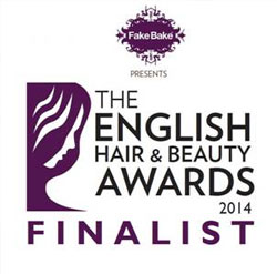 Finalist English Hair & Beauty Awards 2014